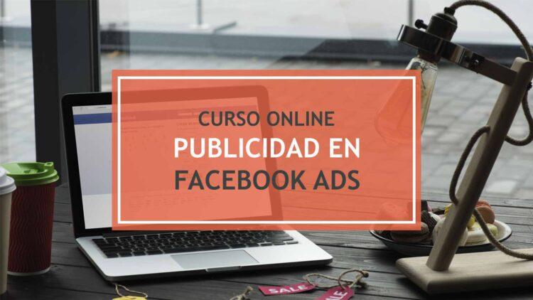 Cabecera del curso online publicidad en facebook ads