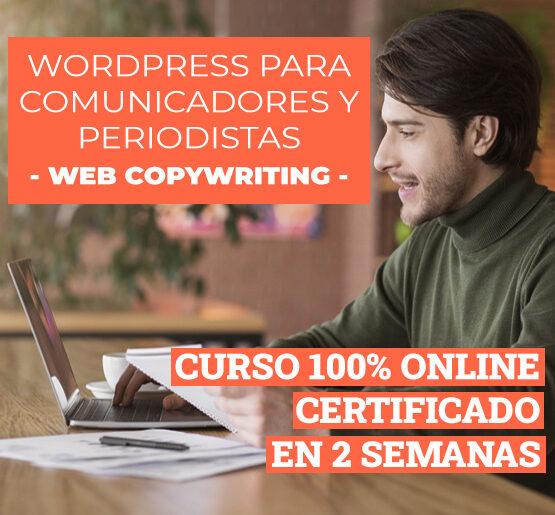 Curso wordpress y copywriting